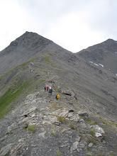 Photo: Van Col des Thures naar Col de Rasis :2921m