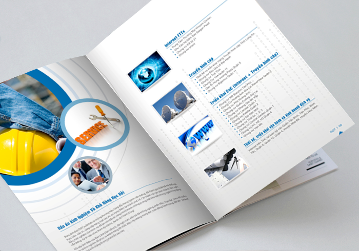 Các tiêu chí cần được đảm bảo khi thiết kế hồ sơ năng lực tại tphcm