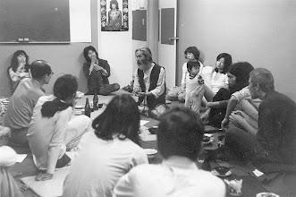 Photo: 1976 ほびっと村学校にて