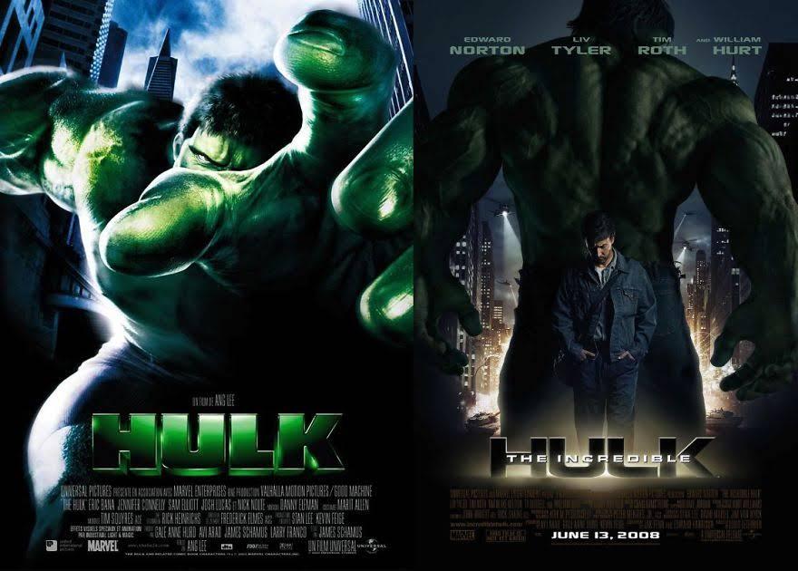 hulk plakaty