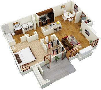 Go to Alpine Floorplan page.