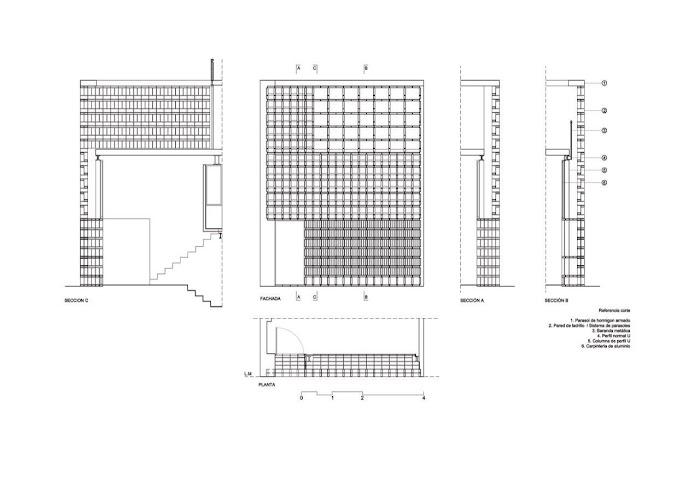Casa de Ladrillos - Ventura Virzi arquitectos