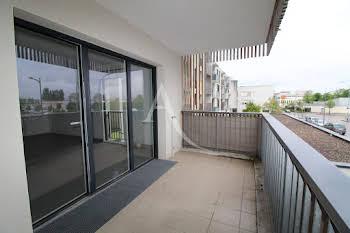 Appartement 4 pièces 106,28 m2