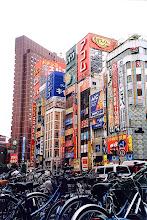 Photo: Tokio - dzielnica Shinjuku / Tokyo - Shinjuku district