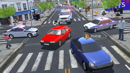 Russian Cars Simulator 1.1 screenshots 1