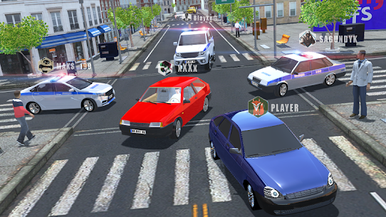 Russian Cars Simulator Apk Download For Android and Iphone 1