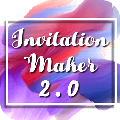 Invitation Maker 2.0 Icon