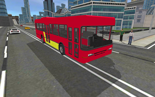 Bus Simulator 3D City 2018 1.0 screenshots 12
