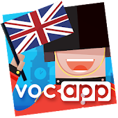 Learn English Vocabulary with Flashcards - Voc App