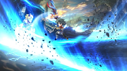 ANOTHER EDEN Mod Apk 2.3.400 [Unlimited Gil + Damage] 5