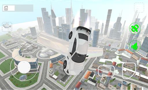Flying Car Sim 2.4 screenshots 9