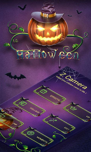(FREE)Z CAMERA HALLOWEEN THEME Screenshot