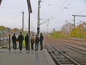 Photo: Dresden Hauptbahnhof