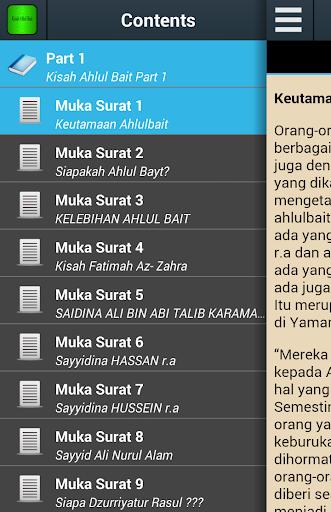 Kisah Ahlul Bait