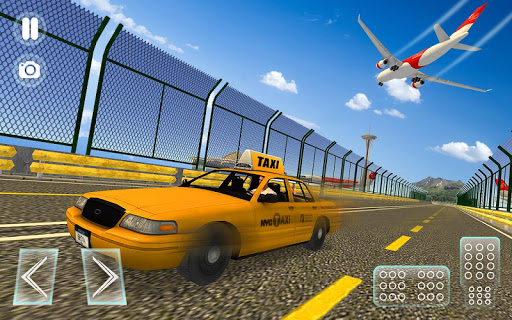City Taxi Driver sim 2016: Cab simulator Game-s 1.9 screenshots 3