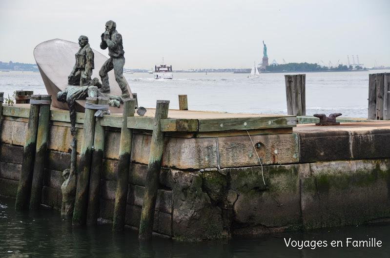 American merchant's memorial