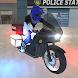 Real Police Motorbike Simulator 2020