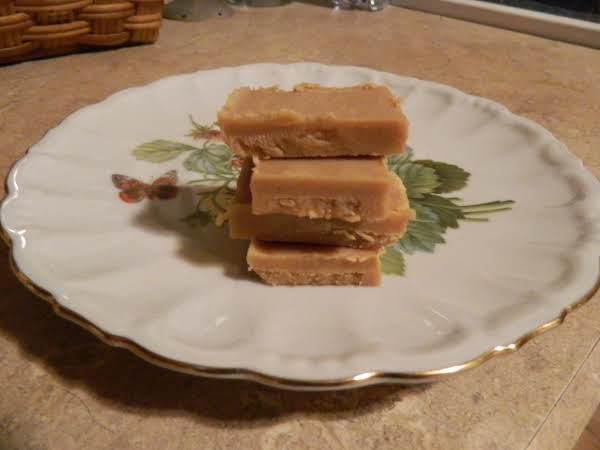 Healthycoconut Oil Peanut Butter Fudge(my Version)
