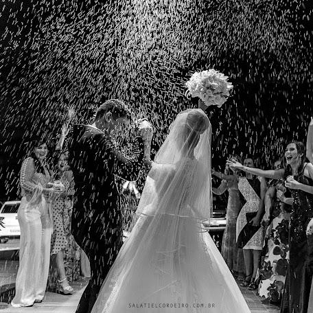 Wedding photographer Salatiel Cordeiro (salacordeiro). Photo of 13.12.2017