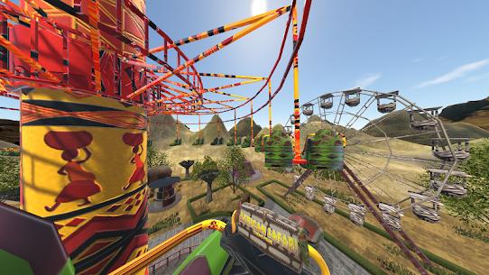 VR Theme Park Rides 5