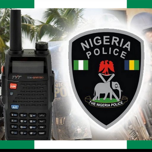 Nigeria Police radio Scanner