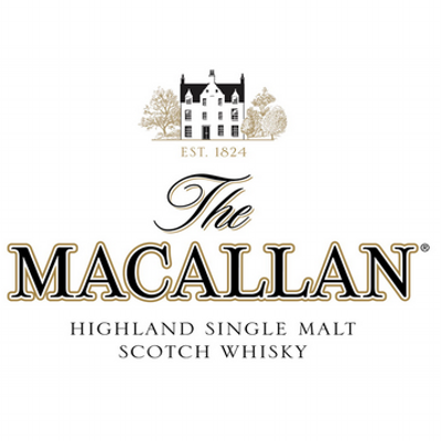 Logo for Macallan 10 Year Old Sherry Oak