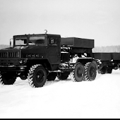 Wallpapers ZIL Truck USSR
