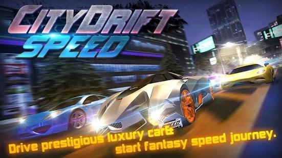 Speed Car Drift Racing- screenshot thumbnail