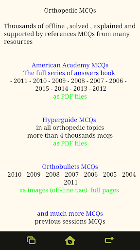 Orthopedic MCQs