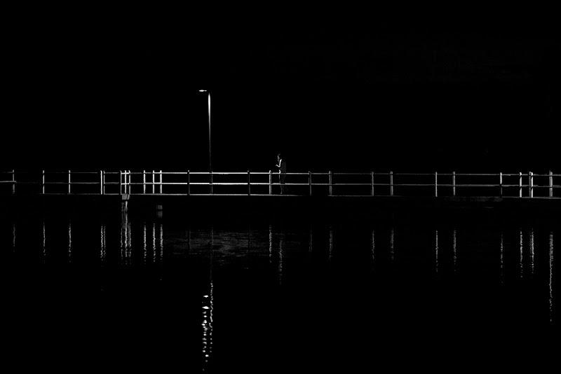 soli nella notte  di faranfaluca