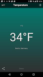 Temperature Free Screenshot 5