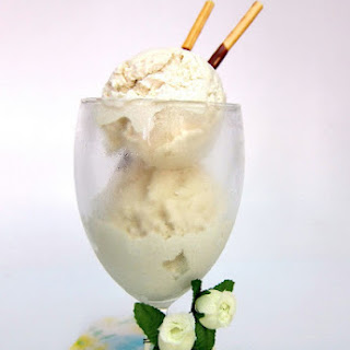 Liqueur Ginger Ice Cream.