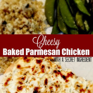 Parmesan Yogurt Chicken