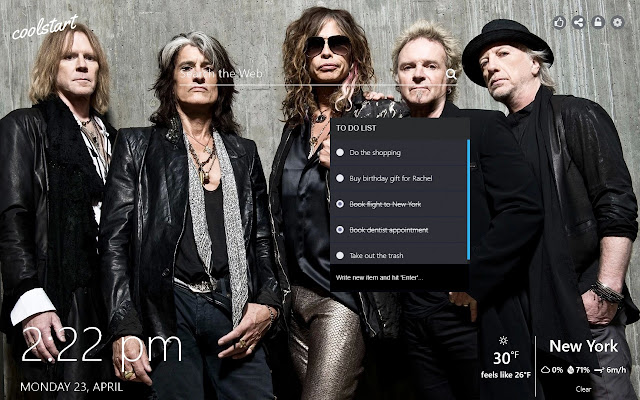 Aerosmith Hd Wallpapers Rock Music Theme