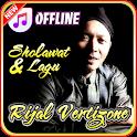 Rijal Vertizone Sholawat Lagu OFFLINE icon