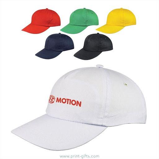 Full Colour Printed Baseball Caps