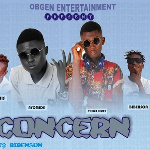 Cover Art for song Concern