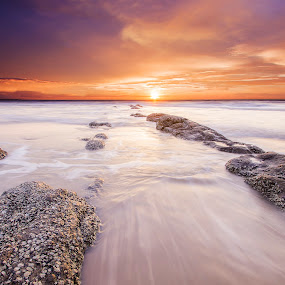 by Andrew Micheal - Landscapes Beaches