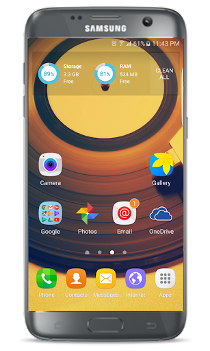 J7 Prime launcher 1.3.9 screenshots 9