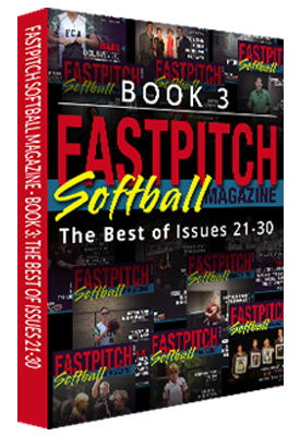 Best Of Fastpitch Softball Magazine Book 3