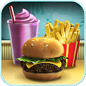 Burger Shop (No Ads) icon