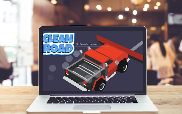 Clean Road HD Wallpapers Game Theme