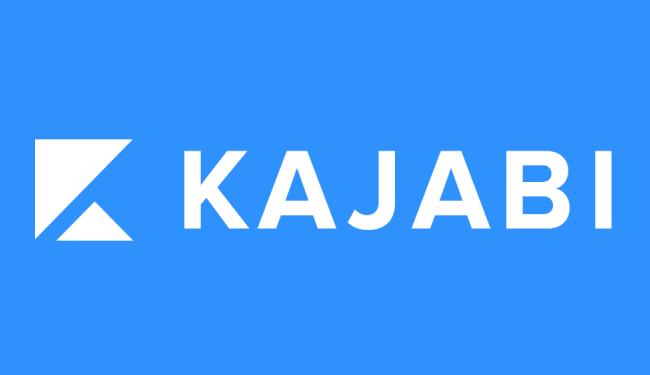 The Kajabi logo is part of the Kajabi Vs Clickfunnels review article