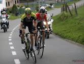 Le vainqueur d'une étape du Tour de Pologne reste fidèle à son équipe