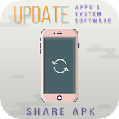 Update Apps & System Software Update & Share APK