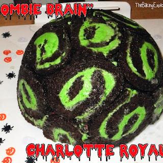 """Zombie Brain"" Charlotte Royale Recipe"