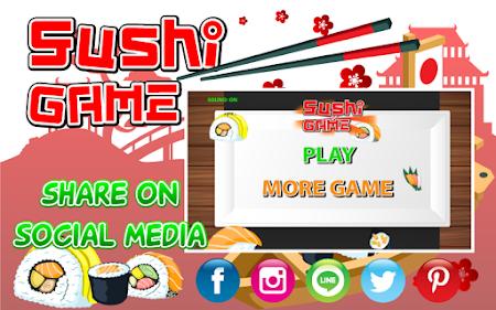 Sushi Games 1.1 screenshot 1419092