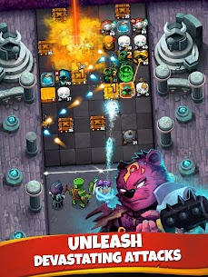 Battle Bouncers Mod Apk 1.1.1 (Unlimited Gold + Gems) 10