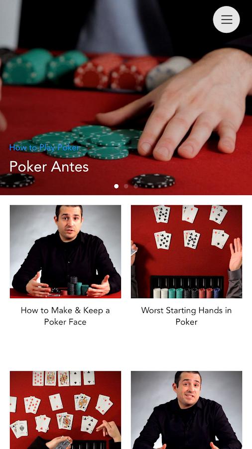 Free poker lessons vegas