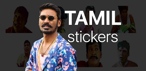 Tamil WASticker - Tamil Stickers for Whatsapp 2019 1 4 apk